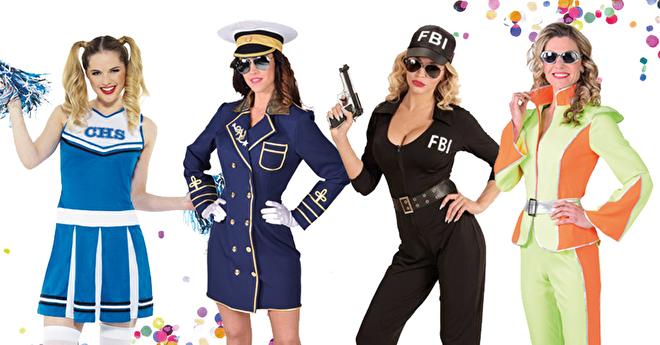 carnavalskleding voor dames