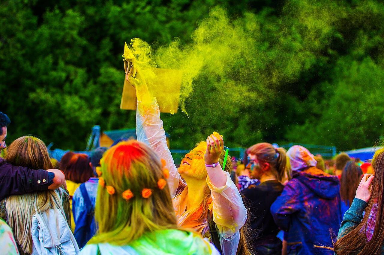 Hoe pak je de meeste festivals